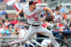 Max Scherzer struggles with fastball command in Nationals 5