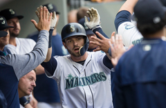 Mariners Mitch Haniger hitting well waiver wire add