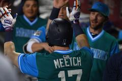 Mitch Haniger Erasmo Ramirez to represent Mariners in Japan Series