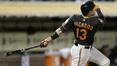Oakland fans unload on Manny Machado who answers with HR