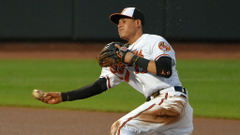 Observations on Orioles third baseman Manny Machado and his second