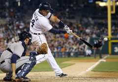 Detroit Tigers Miguel Cabrera putting together a season for the