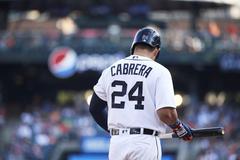 Detroit Tigers star Miguel Cabrera to have season ending surgery