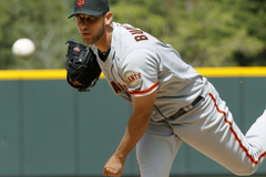 SF Giants sign Madison Bumgarner to five