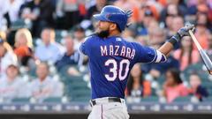 Rangers rookie Nomar Mazara belts 491