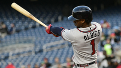 Ozzie Albies early