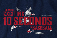 Breaking T presents the Ozzie Albies Most Exciting 10 Seconds in
