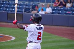 Atlanta Braves Minors Recap Ozzie Albies Hit Parade Continues