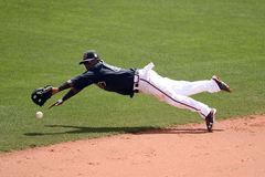 Ozzie Albies called up by Atlanta Braves set to debut Tuesday