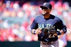 Maybe Robinson Cano is perfectly happy on the Mariners after all