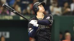Shohei Ohtani studies Bryce Harper to improve hitting
