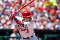 A closer look at Yadier Molina s mediocre hit streak