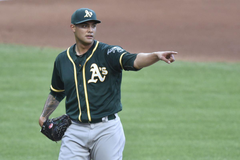 Sean Manaea is the pitcher everyone thought he could be