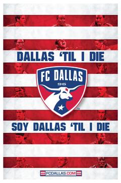FC Dallas by Erik Davila at Coroflot
