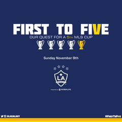 LA Galaxy to host first MLS Cup playoff match on Sunday November