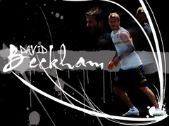 Wallpaper Graphic and Vector David Beckham