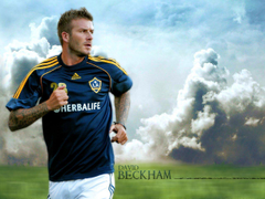 David Beckham Wallpapers LA Galaxy