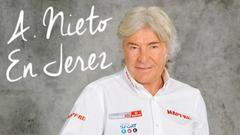Ángel Nieto Álvaro Bautista y Álex Rins estarán en el Villamarta