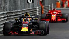 Daniel Ricciardo ends Monaco hoodoo despite mechanical issue