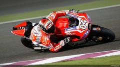 motogp Andrea Dovizioso Ducati Team QAT RAC