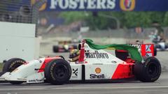 Ayrton Senna HD Wallpapers