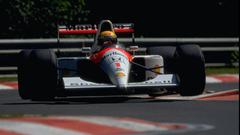 Ayrton Senna da Silva information statistics