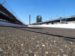 Indianapolis Motor Speedway Parking