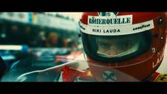 RUSH Niki Lauda Stickers