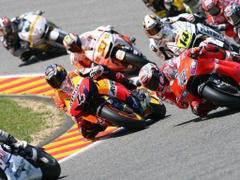 Italian Grand Prix Mugello Circuit