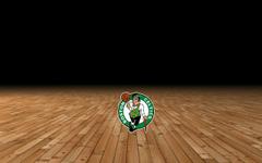 NBA Boston Celtics Logo Basketball Court wallpapers HD 2016 in