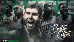 Boston Celtics Playoffs wallpapers by michaelherradura