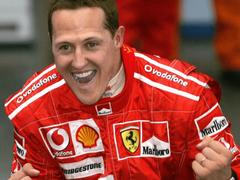 Michael Schumacher Accident