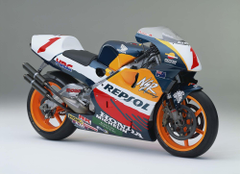 The Lineage of Honda s Grand Prix Motorcycles