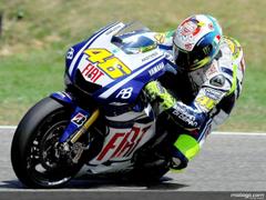 Valentino Rossi definitely THE BEST moto biker ever seen on earth