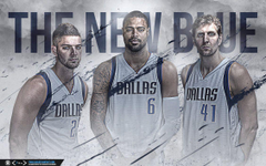 Big 3 Dallas Mavs Wallpapers by tmaclabi