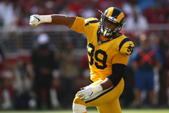 Aaron Donald Ndamukong Suh present a big test for Chiefs offensive line