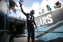 Jaguars will be without A J Bouye and Quenton Meeks on Sunday