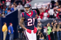 A J Bouye is not expected to the get the franchise tag