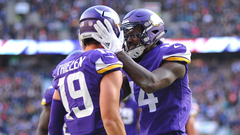 How abusive talk motivates Vikings receivers Video
