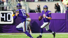 Case Keenum and Adam Thielen making history for Vikings