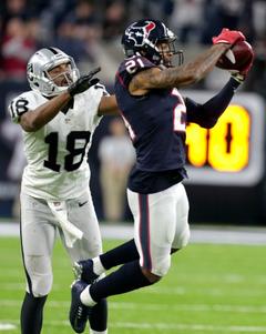 Texans corner A J Bouye s offers averaging 12 million or higher