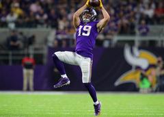 Minnesota Vikings vs New Orleans Saints Schmidt s week 1 game