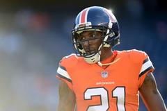 NFL agency Patriots won t get Aqib Talib Broncos trade him to