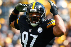 Steelers Cameron Heyward welcomes birth of first child will play