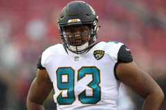 Calais Campbell Jalen Ramsey Telvin Smith and A J Bouye named to