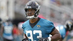 Calais Campbell now listed as questionable against Patriots