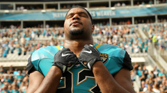 Jacksonville Jaguars Calais Campbell wants team to forget last