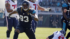 Jaguars Calais Campbell knows he and his teammates playing for jobs