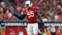 Raiders will have hands full with Chandler Jones Cardinals pass