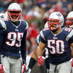 Forecasting New England Patriots Defensive Line Competition and